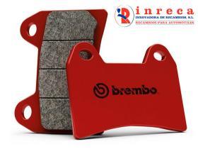 Kit de discos de freno  Brembo
